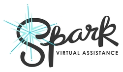 Spark Virtual Assistance logo